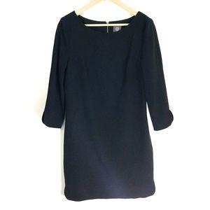 Vince Camuto | Black Knee Length Dress Size 10